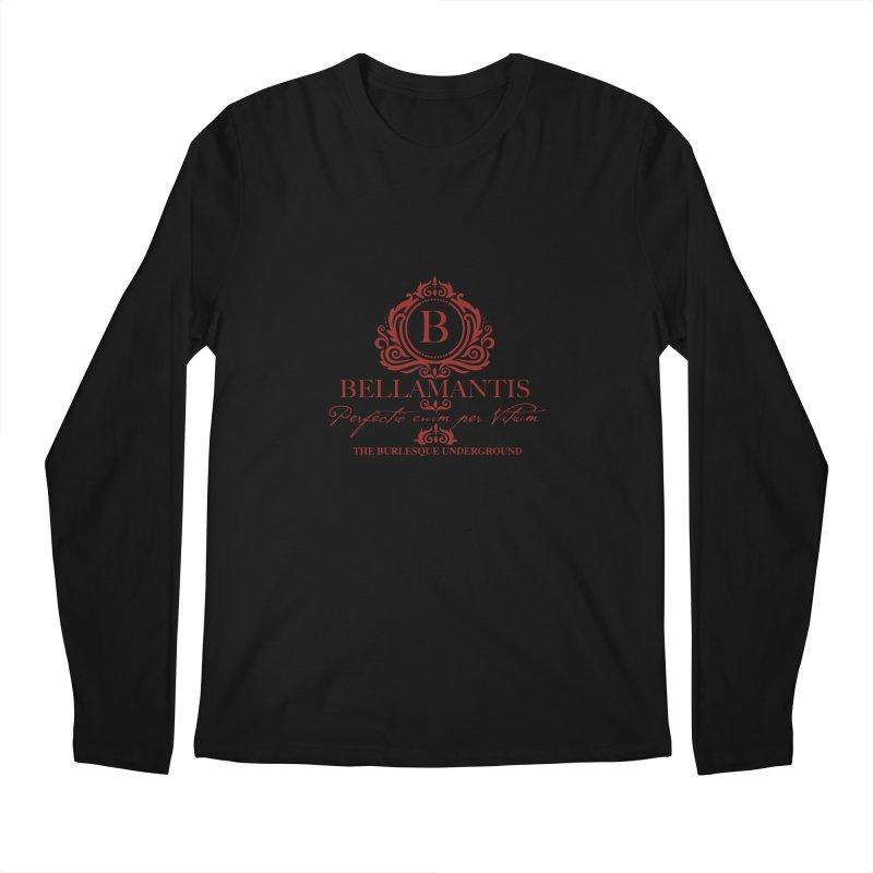 Bellamantis (Perfection Through Vice) Men's Longsleeve T-Shirt by Wonderground