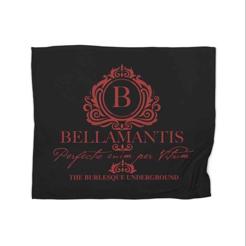 Bellamantis (Perfection Through Vice) Home Blanket by Wonderground