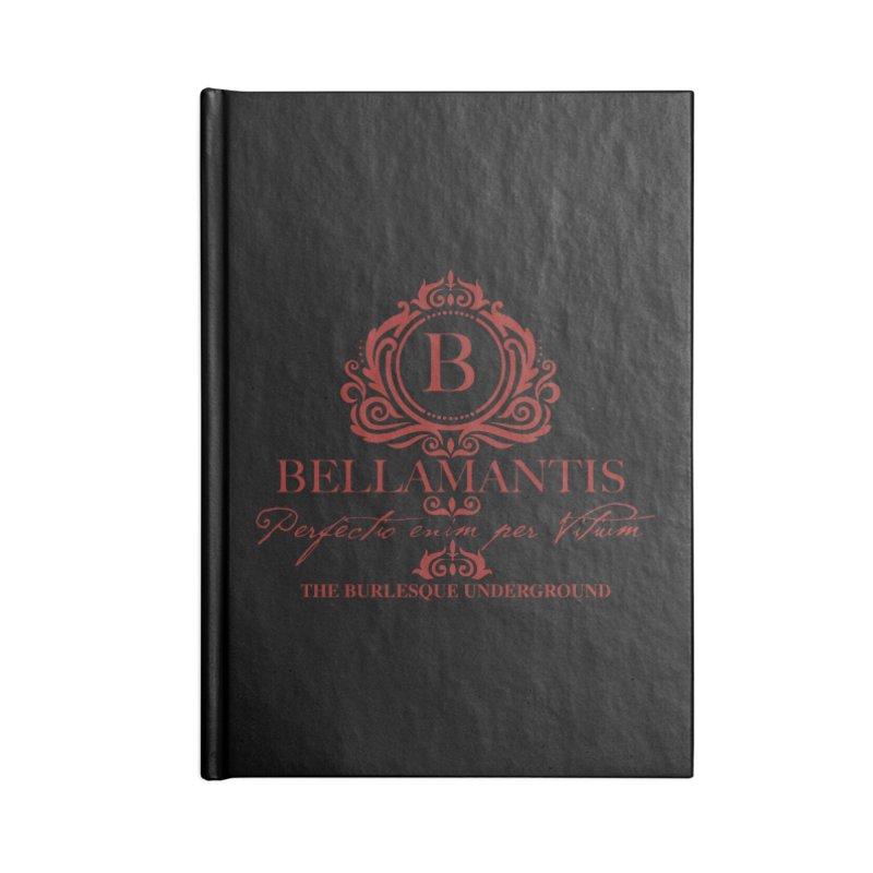 Bellamantis (Perfection Through Vice) Accessories Notebook by Wonderground