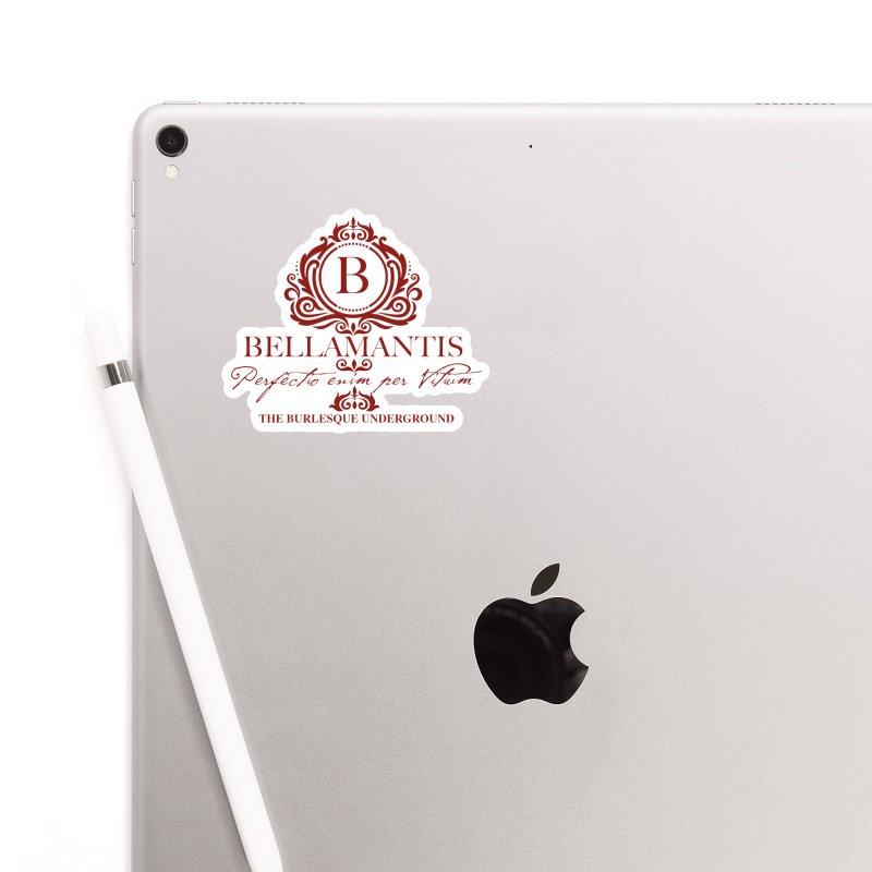 Bellamantis (Perfection Through Vice) Accessories Sticker by Wonderground