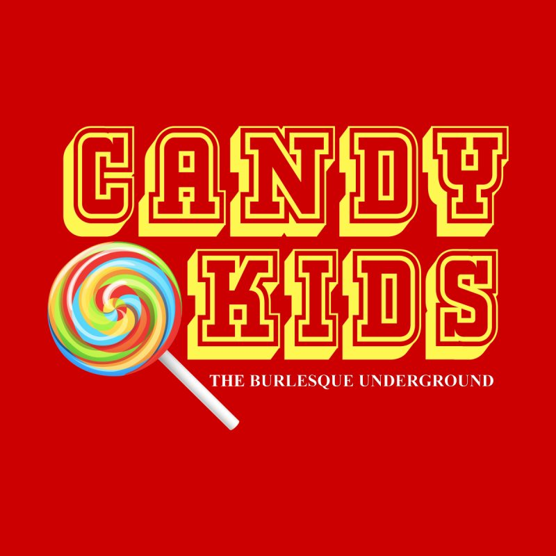 Candy Kids Men's T-Shirt by Wonderground