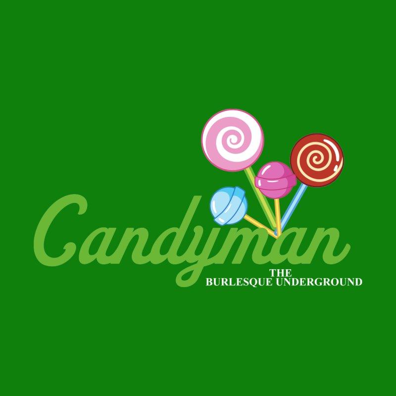 Candyman Accessories Sticker by Wonderground