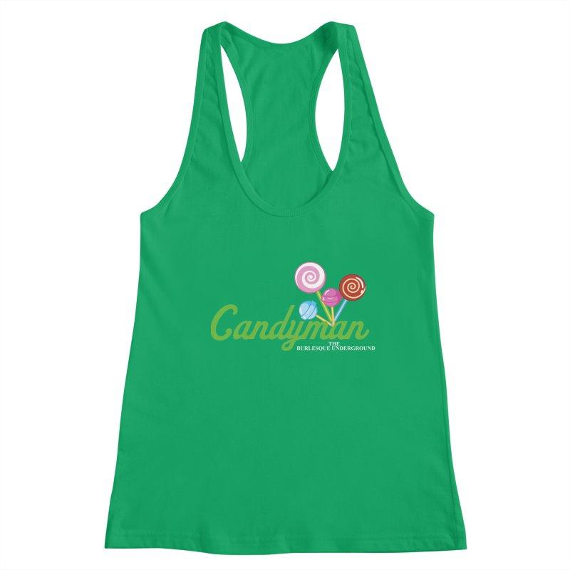 Candyman Women's Tank by Wonderground