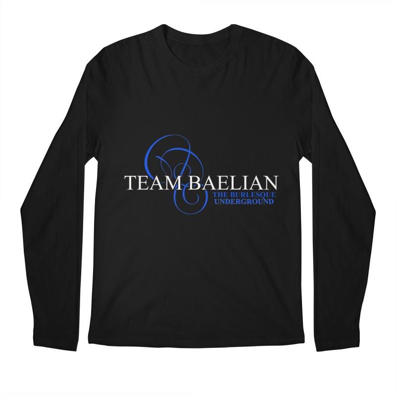 Team Baelian Men's Longsleeve T-Shirt by Wonderground