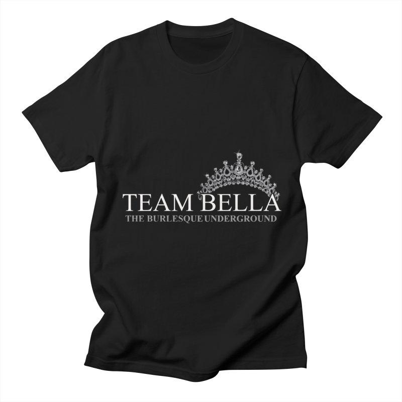 Team Bella Men's T-Shirt by Wonderground