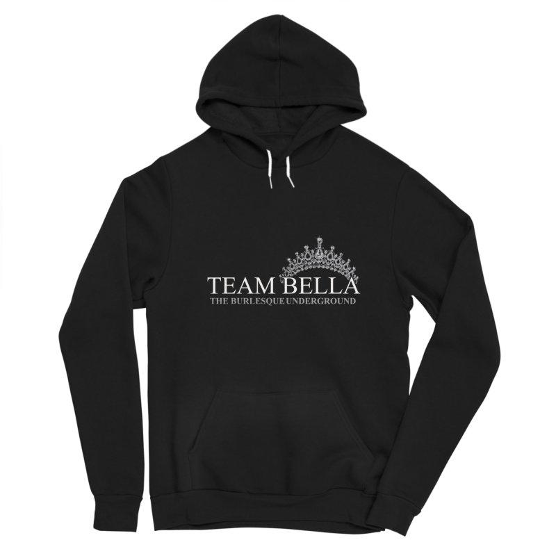 Team Bella Men's Pullover Hoody by Wonderground