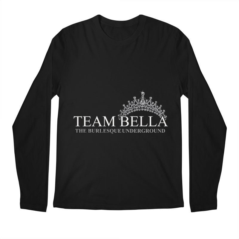Team Bella Men's Longsleeve T-Shirt by Wonderground