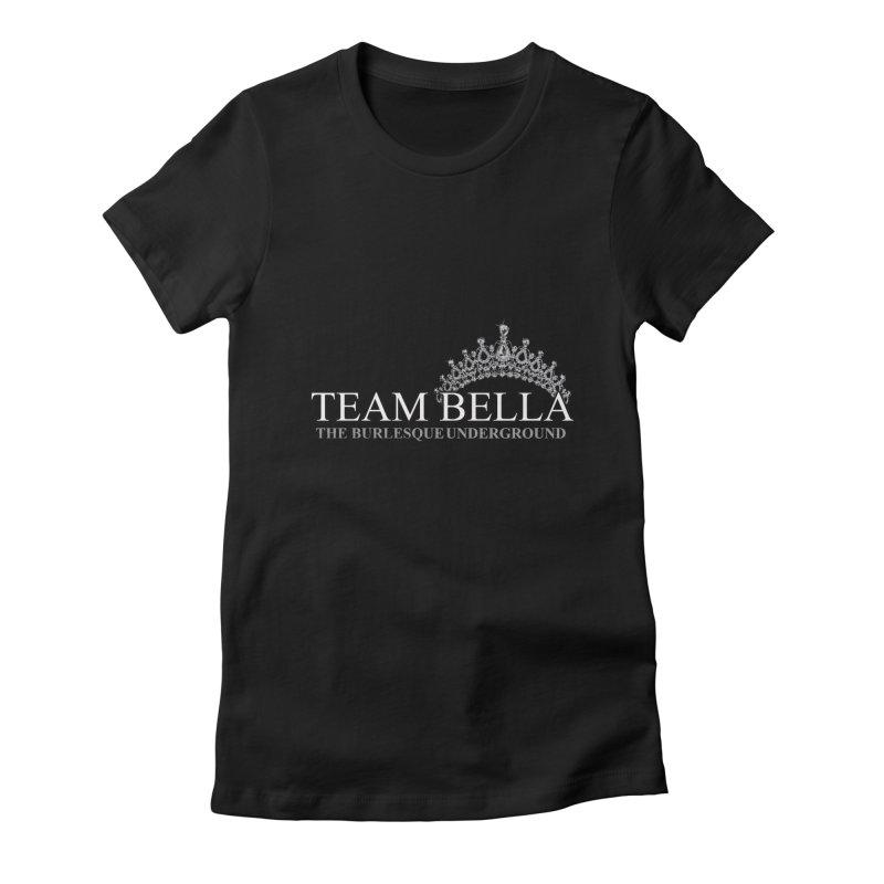Team Bella Women's T-Shirt by Wonderground