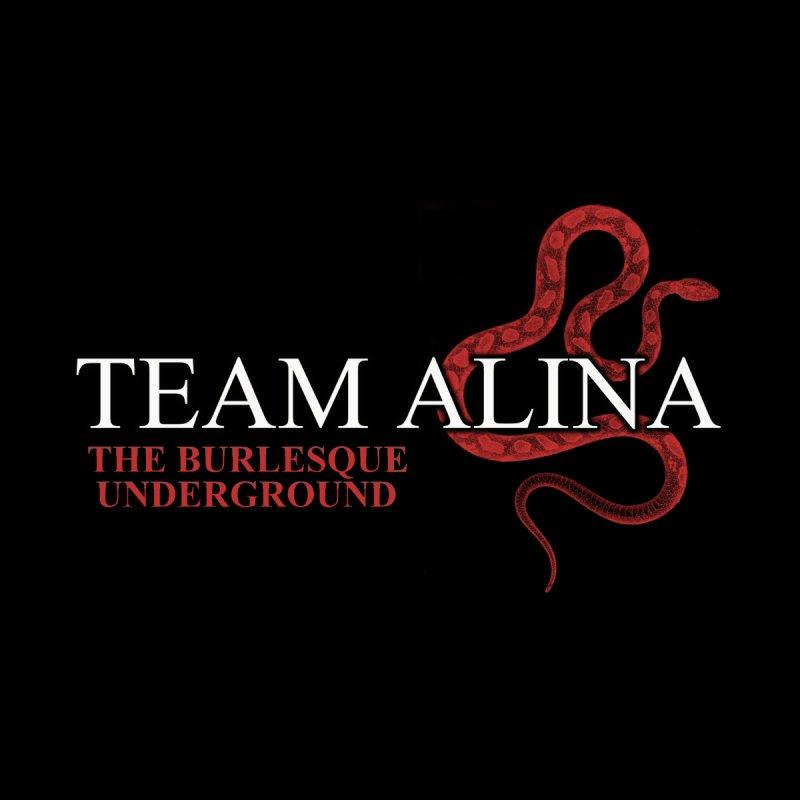 Team Alina Men's Longsleeve T-Shirt by Wonderground