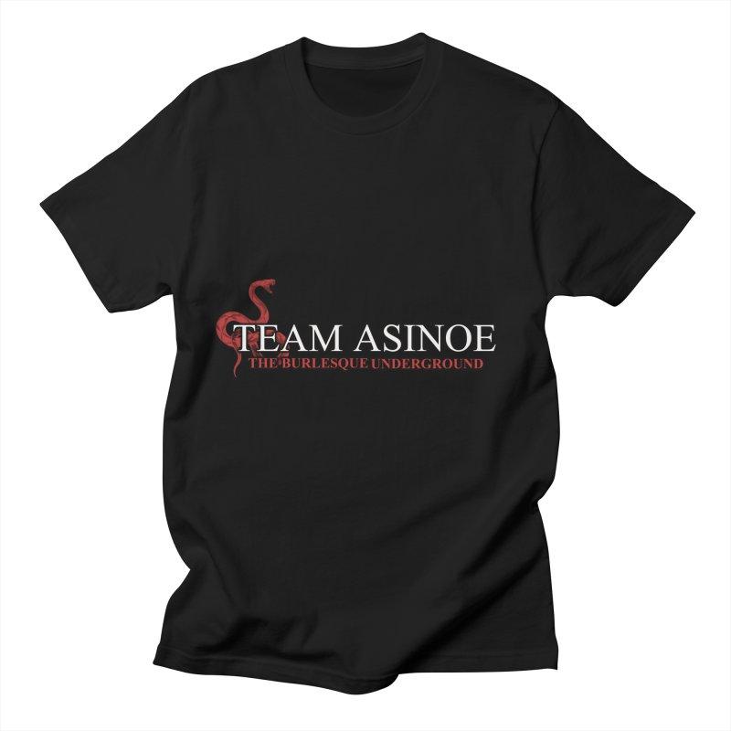 Team Asinoe Men's T-Shirt by Wonderground
