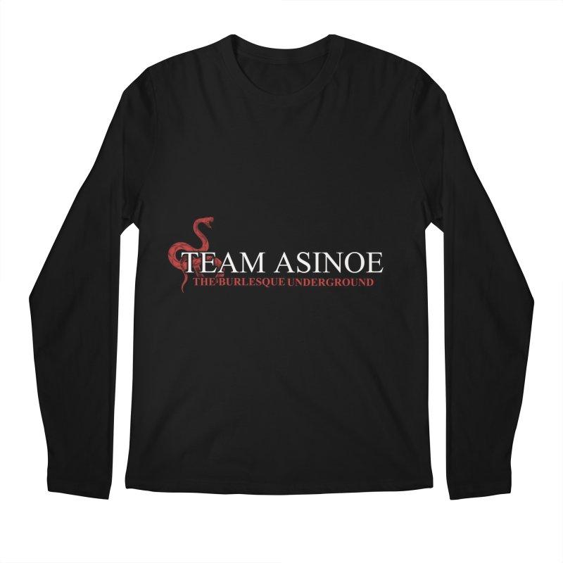 Team Asinoe Men's Longsleeve T-Shirt by Wonderground
