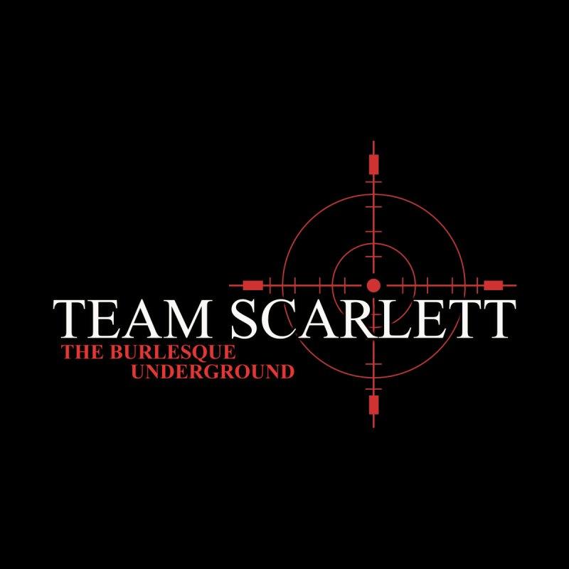 Team Scarlett Accessories Bag by Wonderground