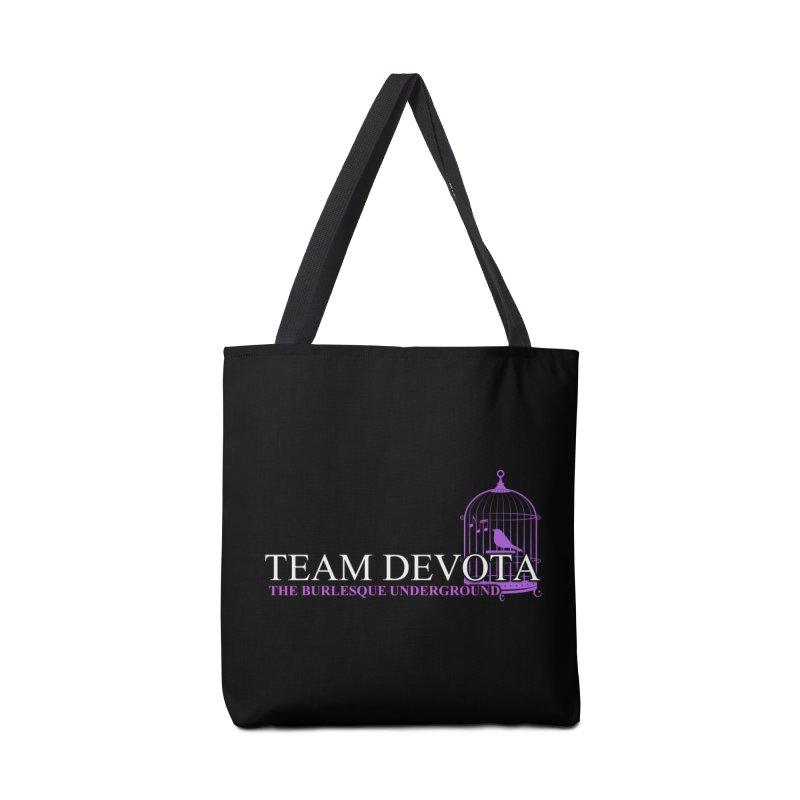 Team Devota Accessories Bag by Wonderground