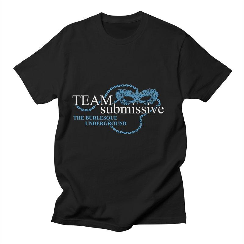 Team Submissive Men's T-Shirt by Wonderground