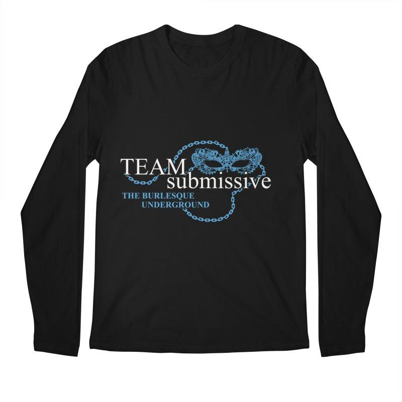 Team Submissive Men's Longsleeve T-Shirt by Wonderground