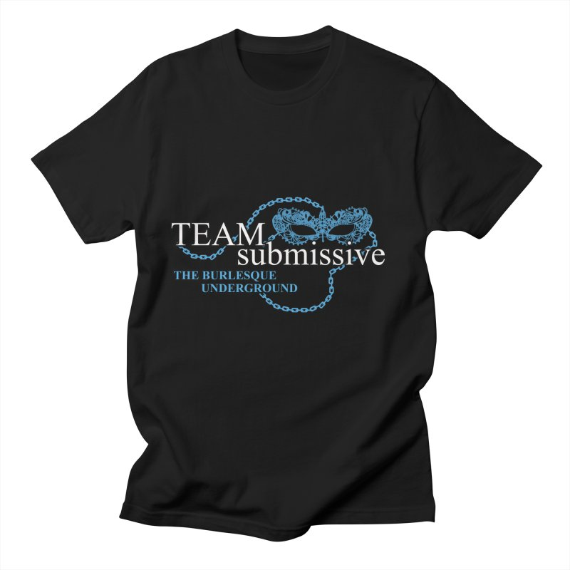Team Submissive Men's T-Shirt by Wonderground
