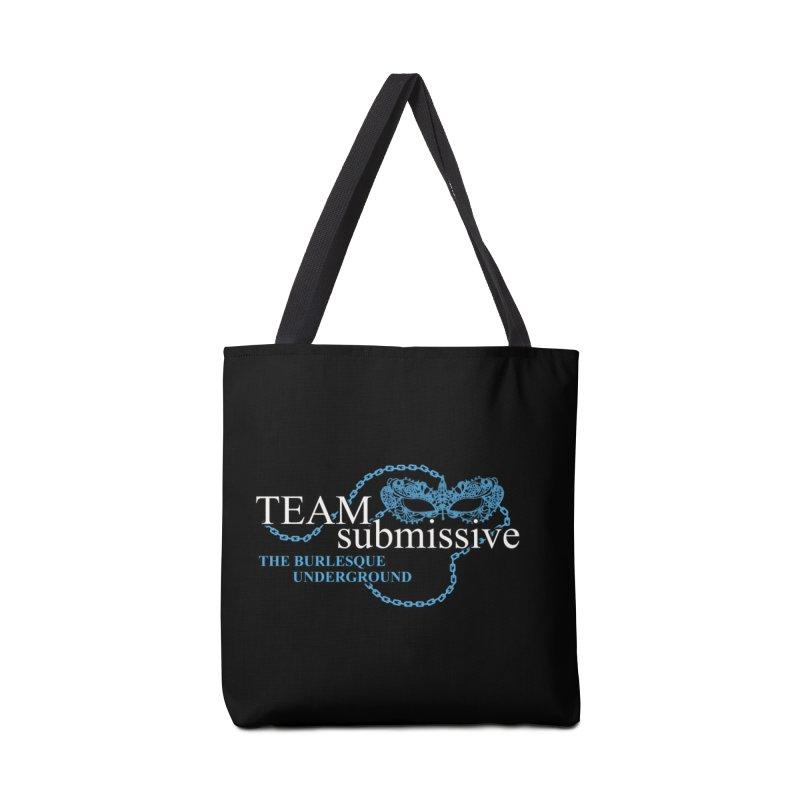 Team Submissive Accessories Bag by Wonderground