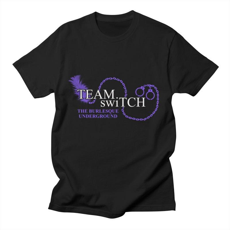 Team swiTCH Men's T-Shirt by Wonderground
