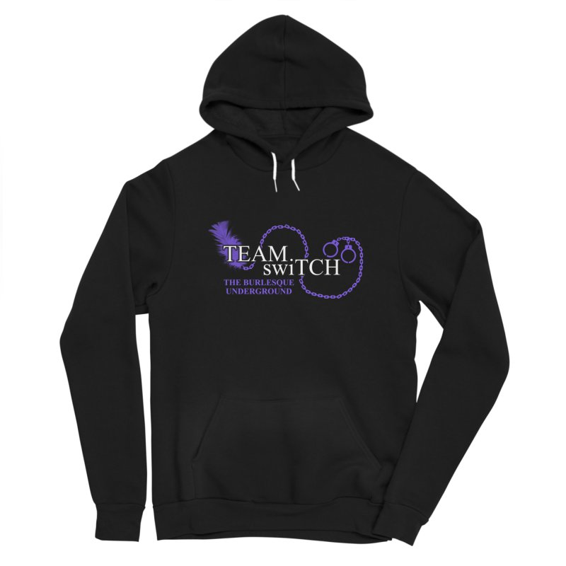 Team swiTCH Men's Pullover Hoody by Wonderground