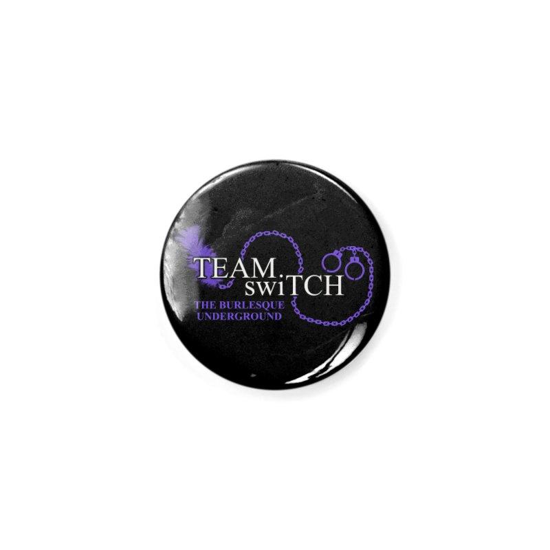 Team swiTCH Accessories Button by Wonderground