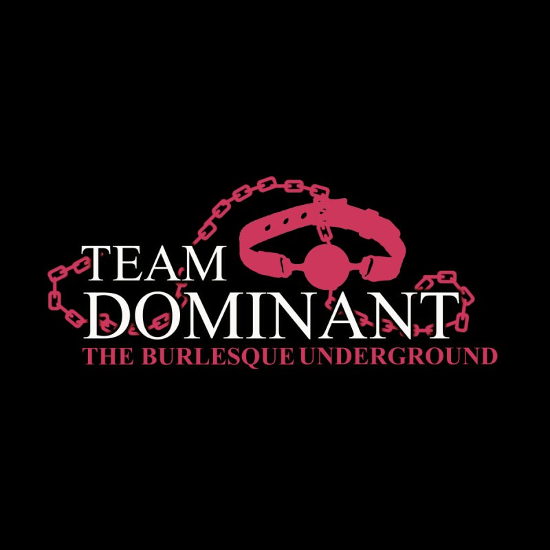 Team Dominant Men's Pullover Hoody by Wonderground