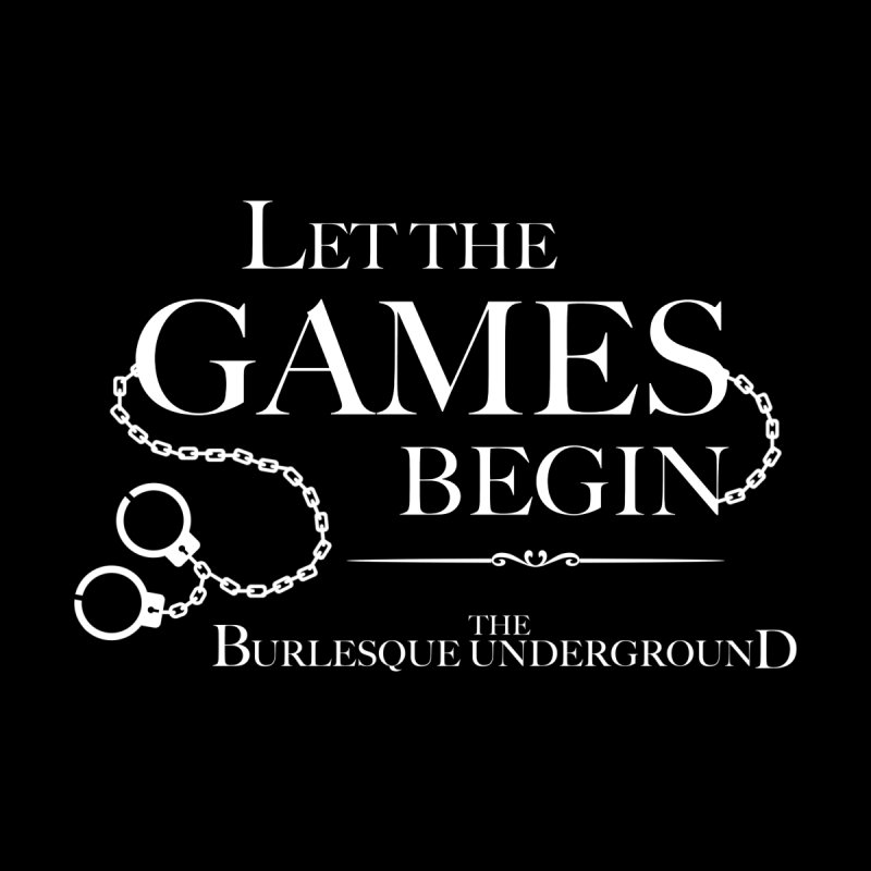 Let the Games Begin Men's T-Shirt by Wonderground