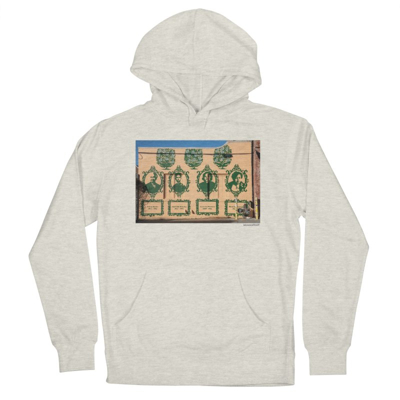 """Shanequa Gay """"(re)framing herstory"""" for WonderRoot's Off The Wall Women's Pullover Hoody by WonderRoot's Artist Shop"""