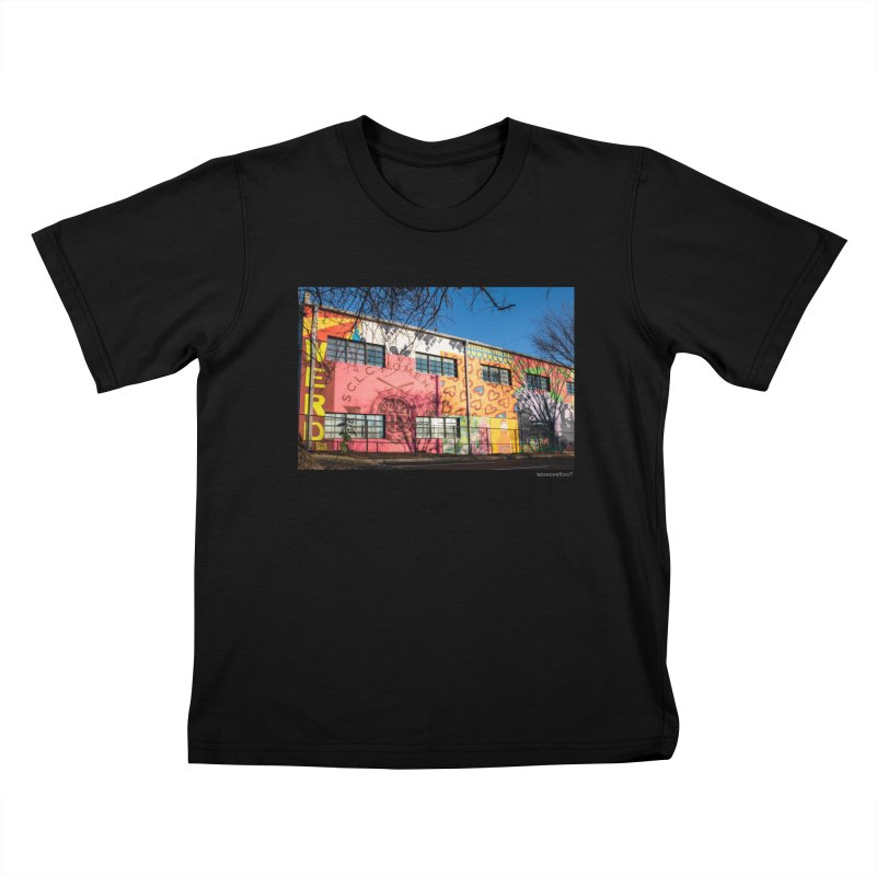 "Shanequa Gay ""Remembering How Sweet Auburn Is"" for WonderRoot's Off The Wall Kids T-Shirt by WonderRoot's Artist Shop"