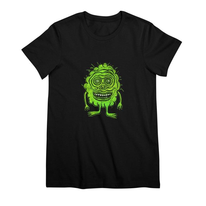 Hector Meatbaugh Women's Premium T-Shirt by Sean StarWars' Artist Shop