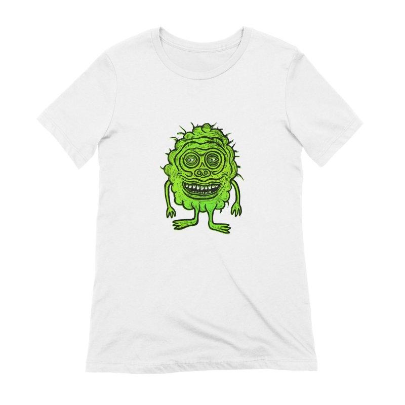 Hector Meatbaugh Women's Extra Soft T-Shirt by Sean StarWars' Artist Shop
