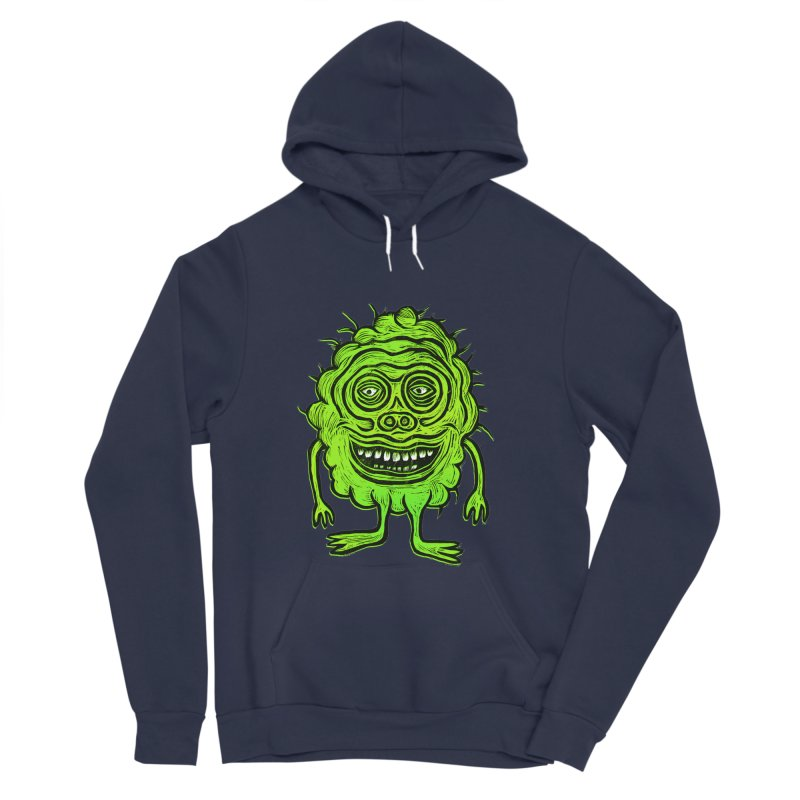 Hector Meatbaugh Men's Sponge Fleece Pullover Hoody by Sean StarWars' Artist Shop