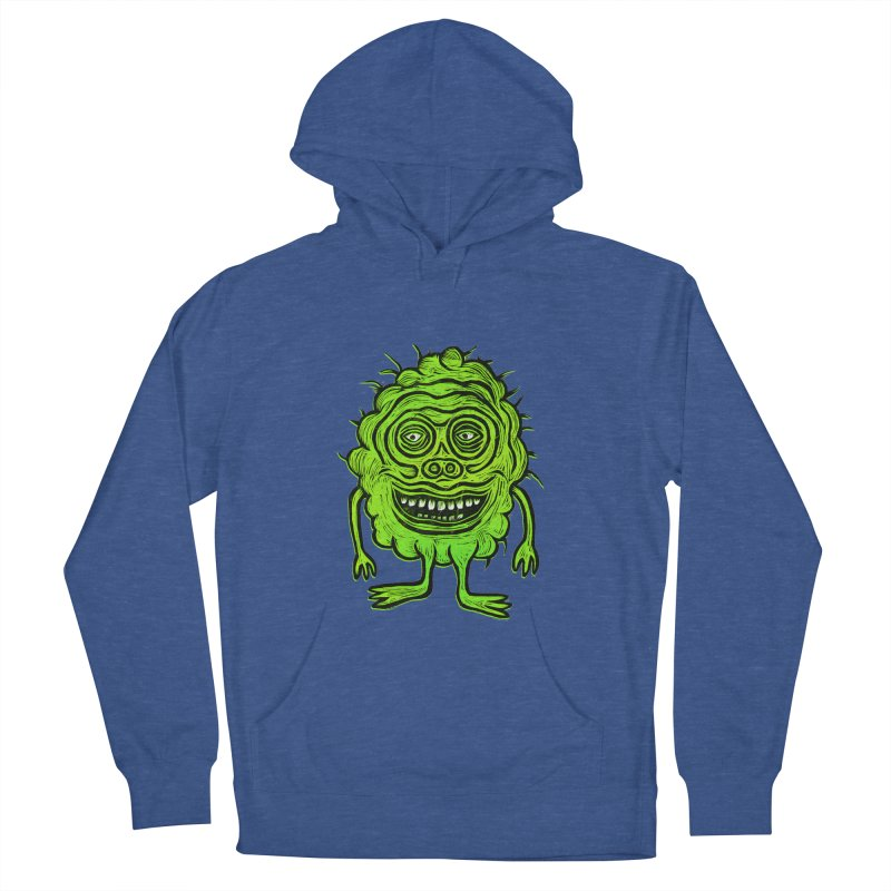 Hector Meatbaugh Men's French Terry Pullover Hoody by Sean StarWars' Artist Shop