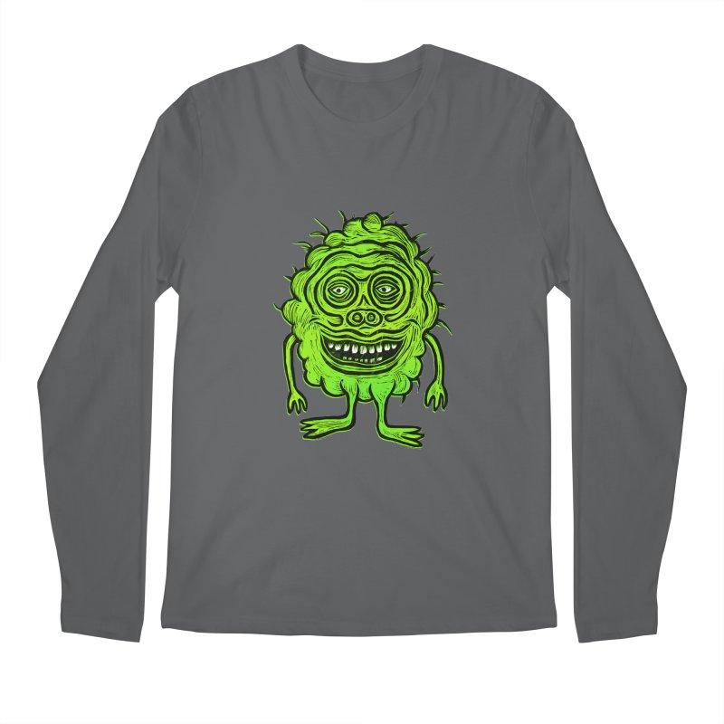 Hector Meatbaugh Men's Longsleeve T-Shirt by Sean StarWars' Artist Shop