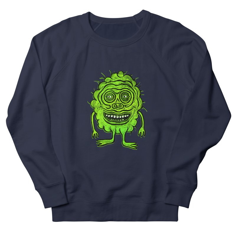 Hector Meatbaugh Men's French Terry Sweatshirt by Sean StarWars' Artist Shop