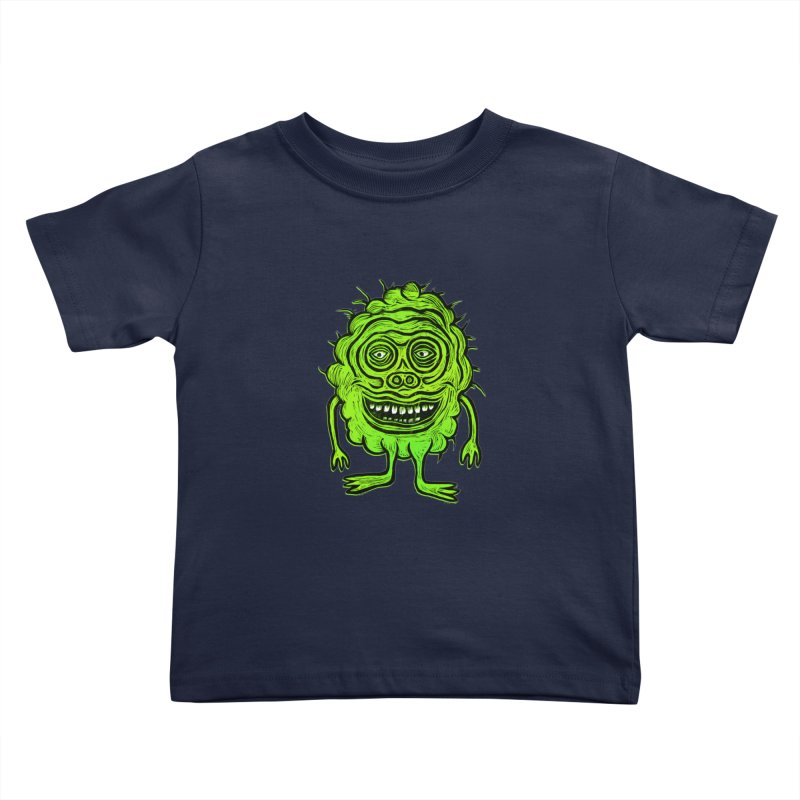 Hector Meatbaugh Kids Toddler T-Shirt by Sean StarWars' Artist Shop