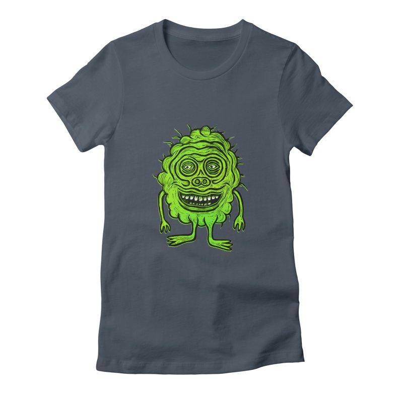 Hector Meatbaugh Women's T-Shirt by Sean StarWars' Artist Shop