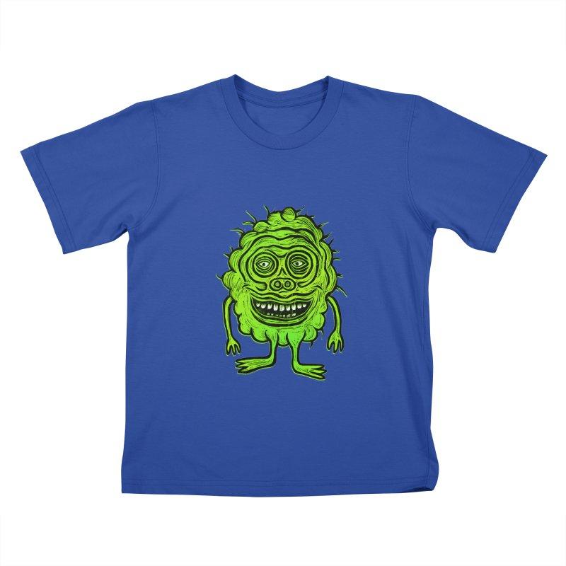 Hector Meatbaugh Kids T-Shirt by Sean StarWars' Artist Shop