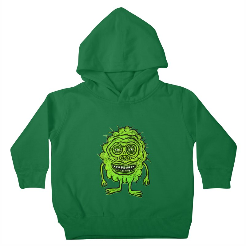 Hector Meatbaugh Kids Toddler Pullover Hoody by Sean StarWars' Artist Shop