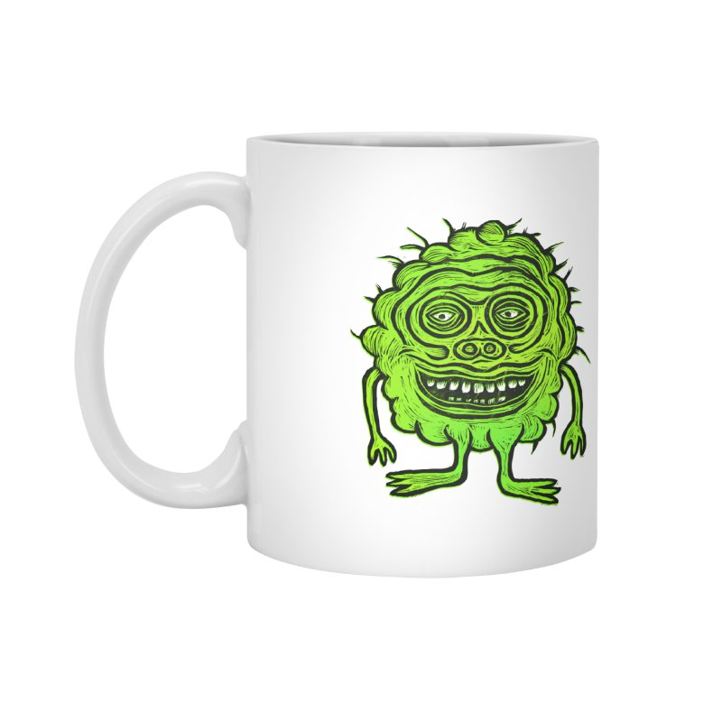 Hector Meatbaugh Accessories Mug by Sean StarWars' Artist Shop