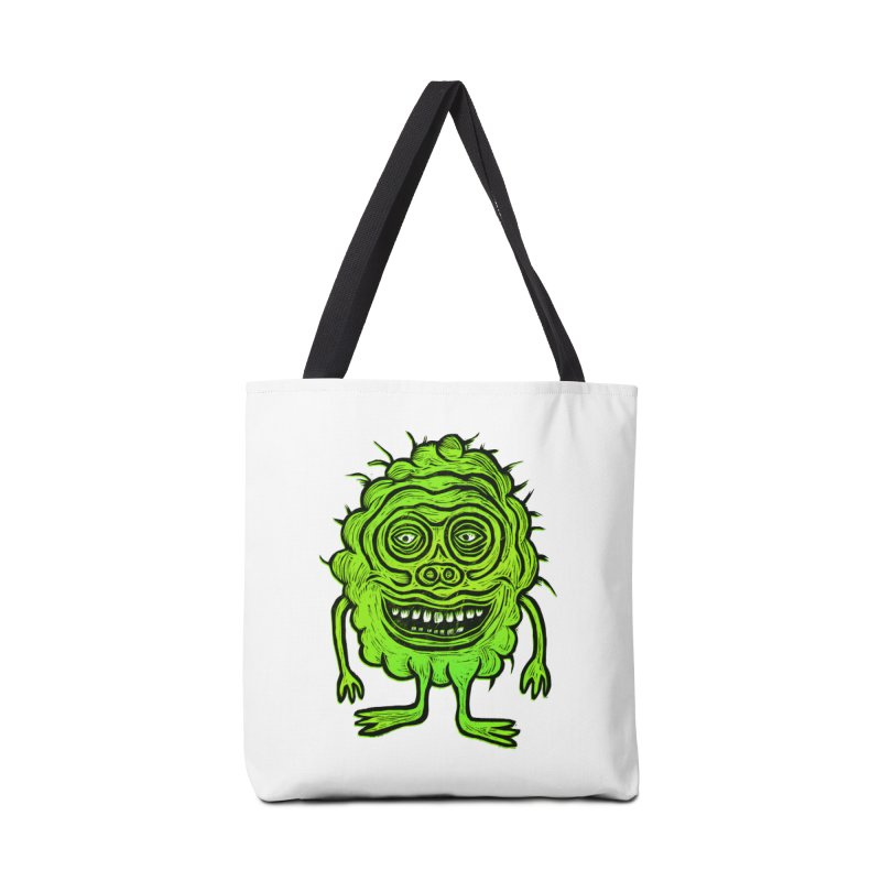 Hector Meatbaugh Accessories Tote Bag Bag by Sean StarWars' Artist Shop