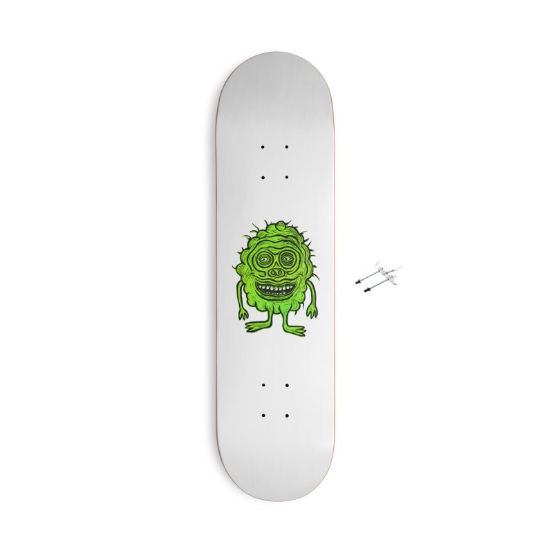 Hector Meatbaugh Accessories With Hanging Hardware Skateboard by Sean StarWars' Artist Shop