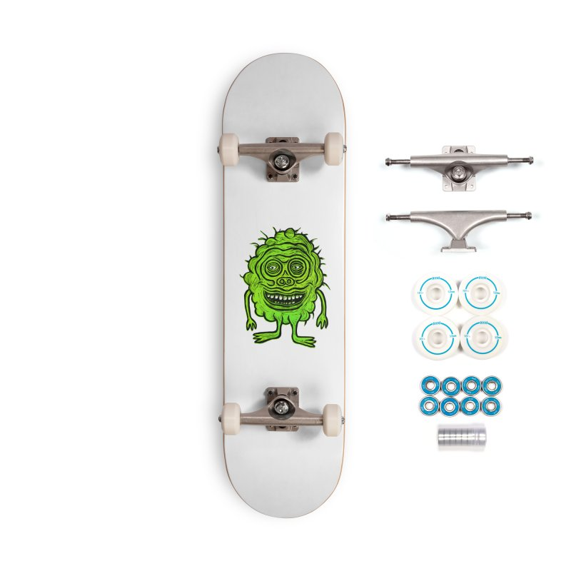 Hector Meatbaugh Accessories Complete - Basic Skateboard by Sean StarWars' Artist Shop