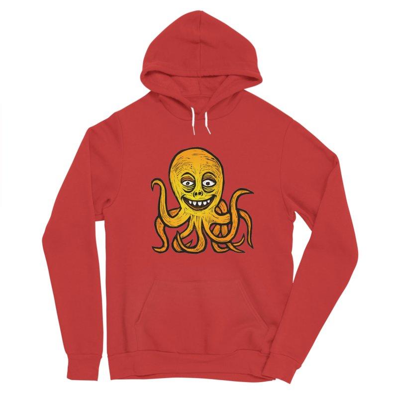 Shifty Octopus Women's Sponge Fleece Pullover Hoody by Sean StarWars' Artist Shop