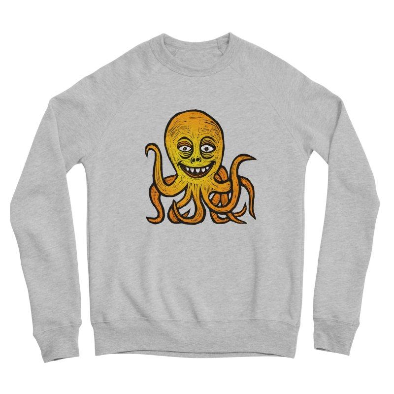Shifty Octopus Women's Sponge Fleece Sweatshirt by Sean StarWars' Artist Shop