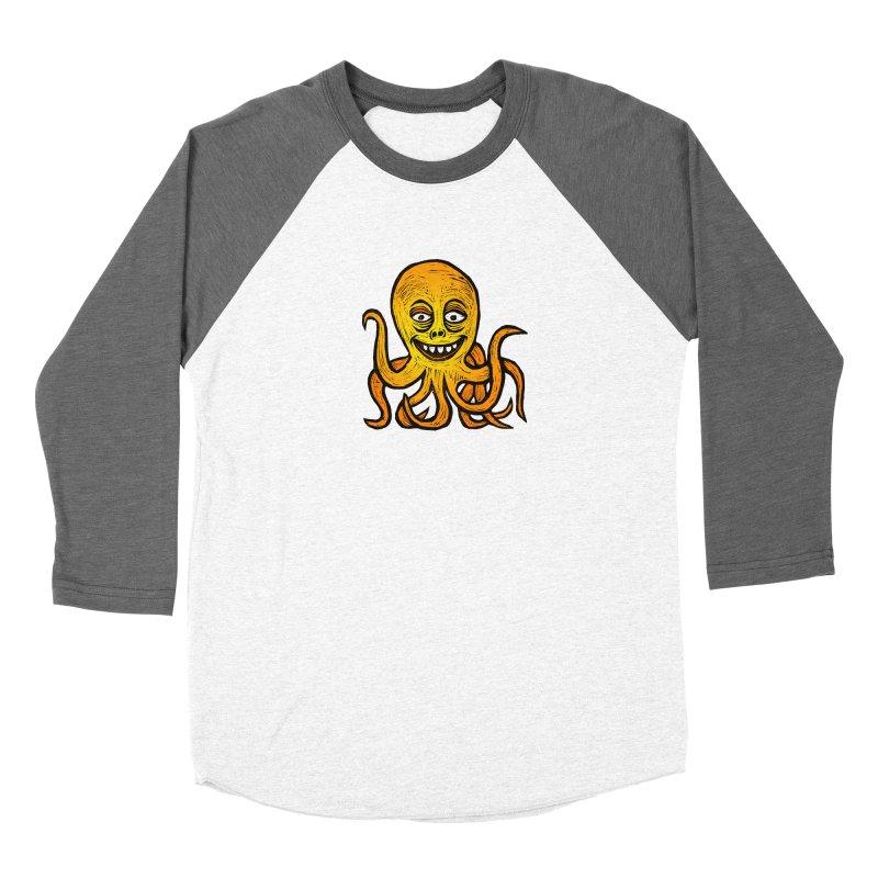 Shifty Octopus Women's Longsleeve T-Shirt by Sean StarWars' Artist Shop