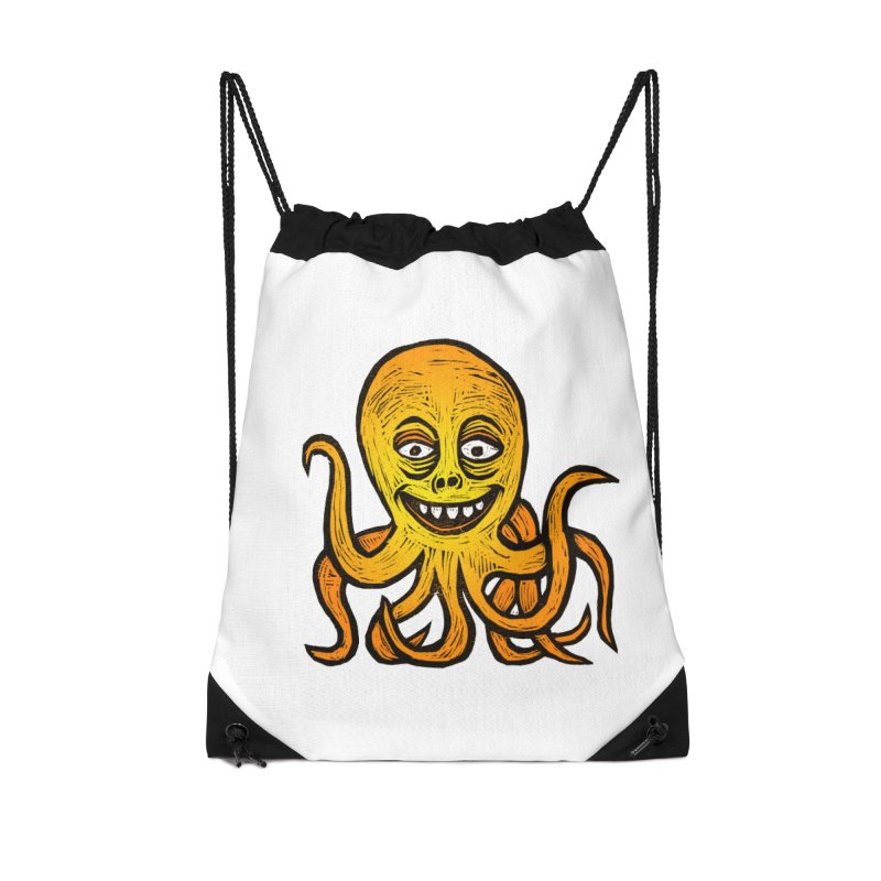 Shifty Octopus Accessories Bag by Sean StarWars' Artist Shop