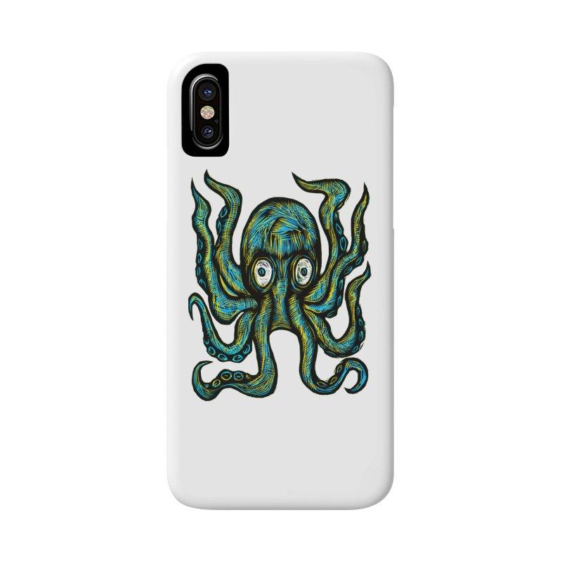 Octopus Accessories Phone Case by Sean StarWars' Artist Shop