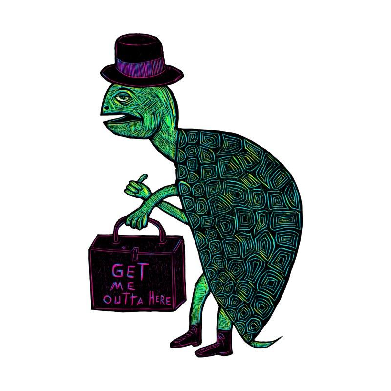 Tophat Turtle by Sean StarWars' Artist Shop