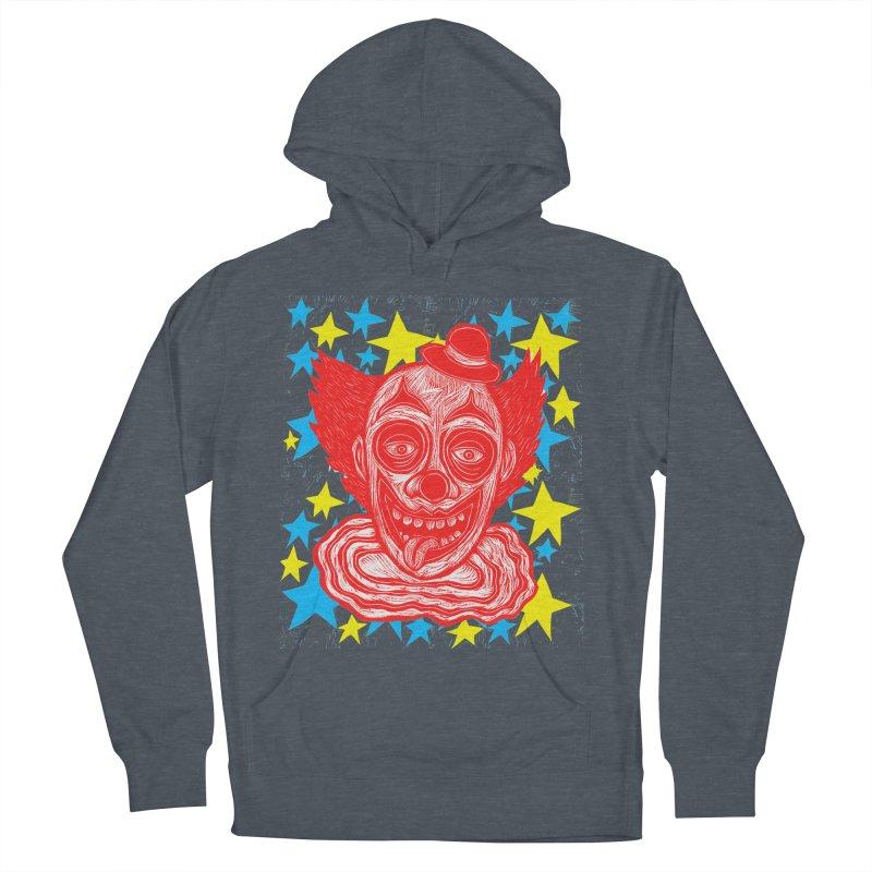 Clown Men's Pullover Hoody by Sean StarWars' Artist Shop