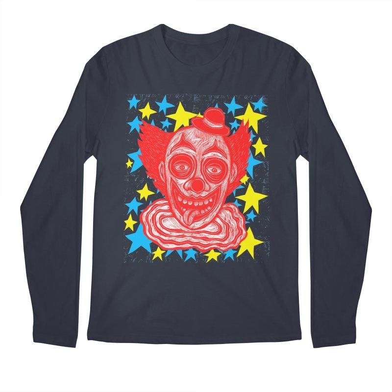 Clown Men's Longsleeve T-Shirt by Sean StarWars' Artist Shop